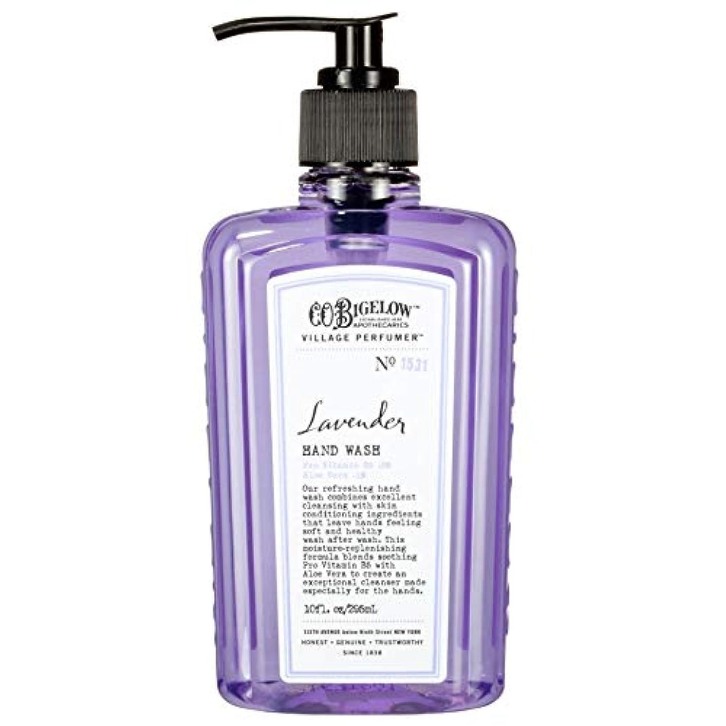 上院議員ハッチの間で[C.O. Bigelow] C.O.ビゲローラベンダーハンドウォッシュ - C.O. Bigelow Lavender Hand Wash [並行輸入品]