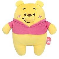 ディズニーキャラクター Disney Mocchi‐Mocchi‐ HUGYU THE LOVE ぬいぐるみ M くまのプーさん 高さ約42cm
