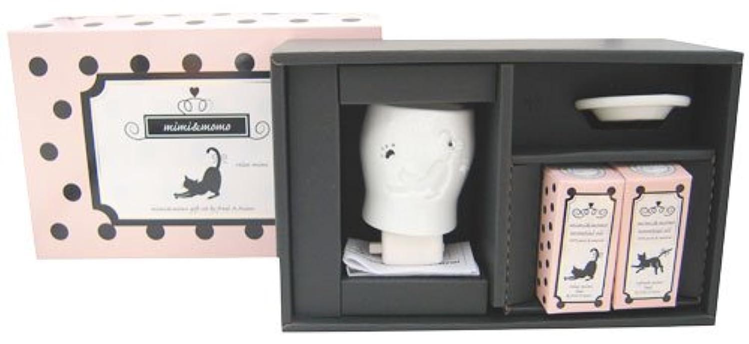 にぎやか支店砂利フリート ミミ&モモ リラックスミミ オイル2本セット (L-F)