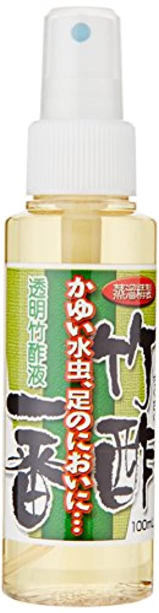 把握再現する硬い健カンパニー 竹酢一番 透明竹酢液 140022