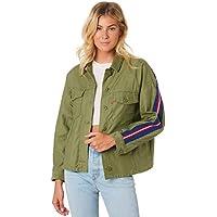 Levi's Women's Levi`S Ines Jacket Cotton Green