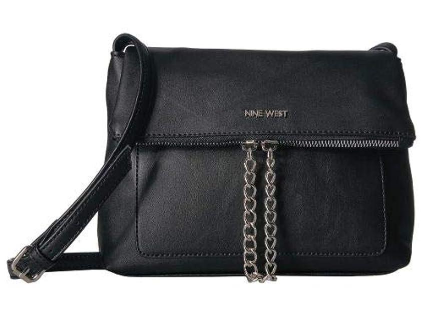 方法論そのような物足りないNine West(ナインウエスト) レディース 女性用 バッグ 鞄 バックパック リュック Dilara Crossbody - Black [並行輸入品]