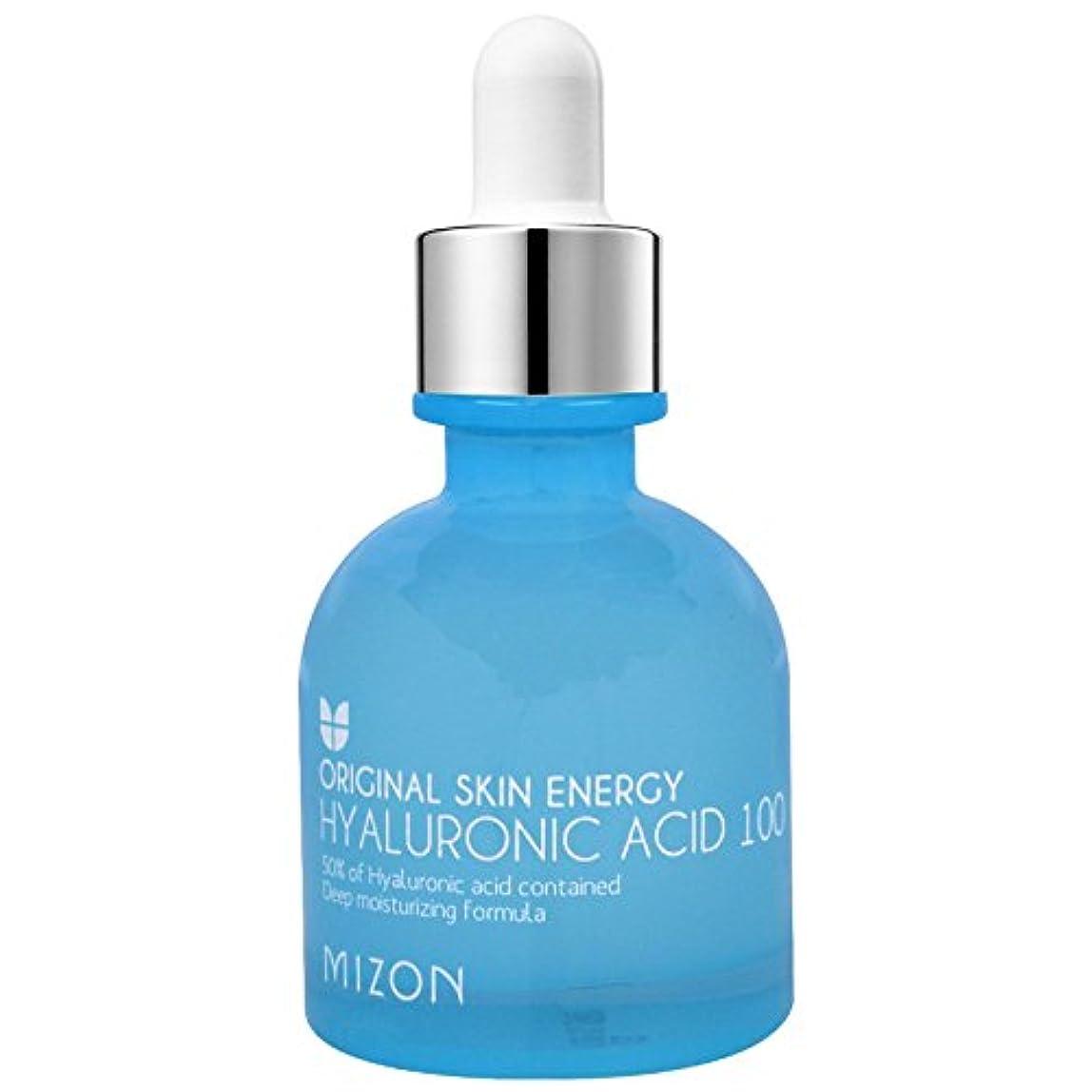 反発ミルク致命的[MIZON] (ミズオン) ヒアルロン酸100アンプル (HYALURONIC ACID 100 30ml) [並行輸入品]
