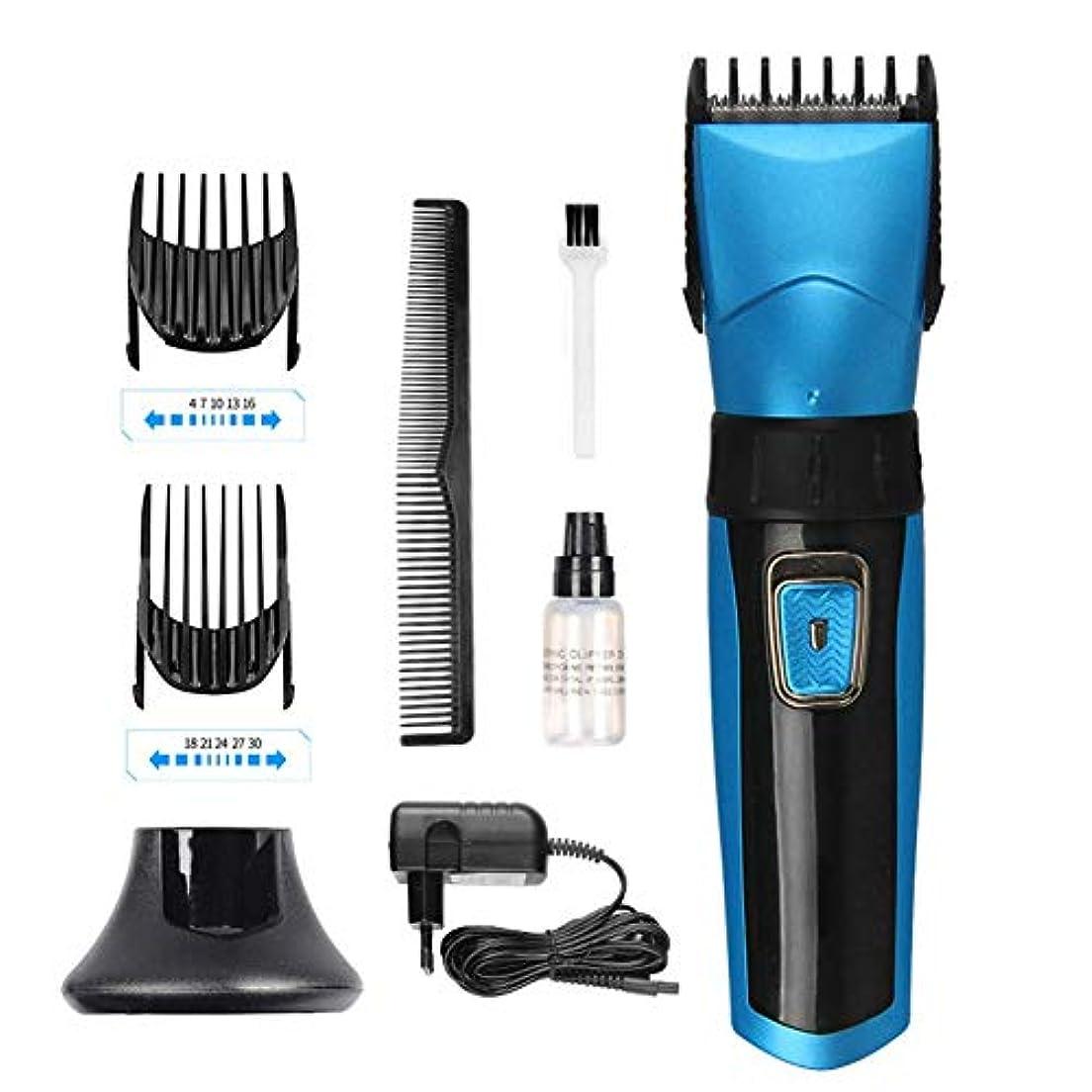 スカーフ博物館急降下バリカンバリカン男性プロのヘアトリマー、コードレスヘアートリマー防水Usb充電式、家庭用かみそり