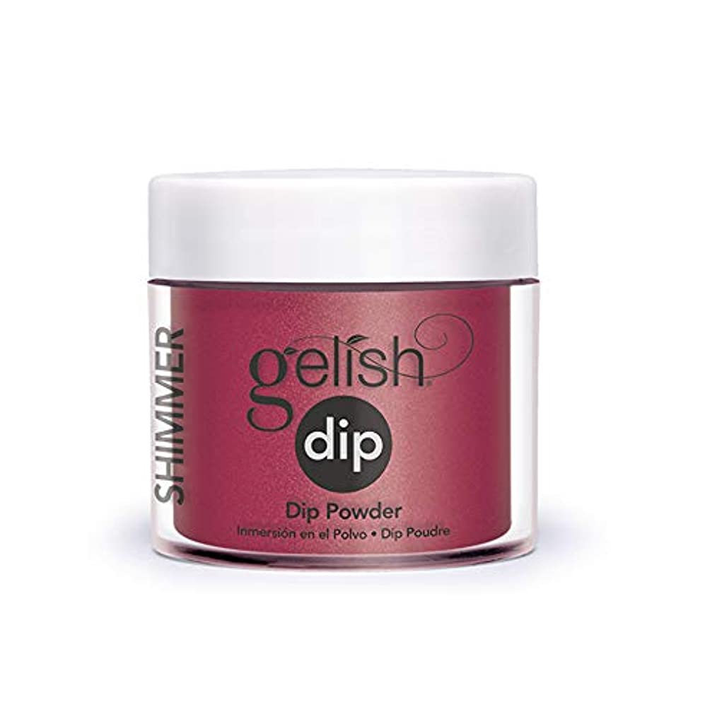 評判懸念懸念Harmony Gelish - Acrylic Dip Powder - Wonder Woman - 23g / 0.8oz