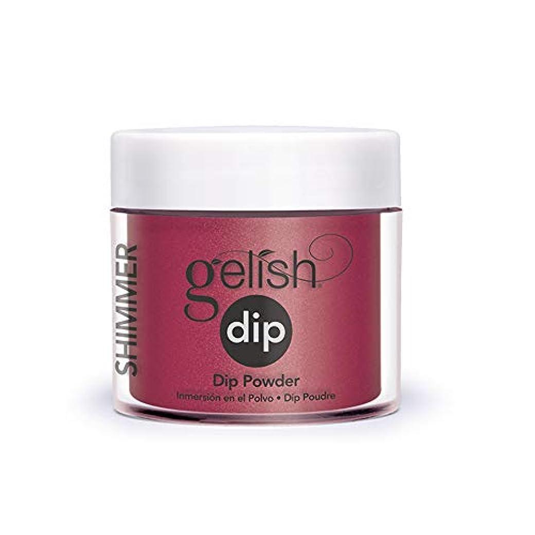 前者車ラビリンスHarmony Gelish - Acrylic Dip Powder - Wonder Woman - 23g / 0.8oz