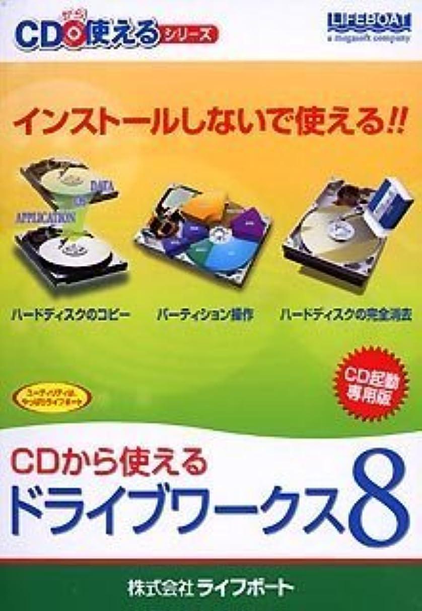 ミンチ映画そのCDから使えるドライブワークス 8