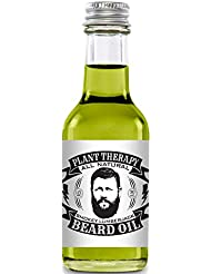 Beard Oil, All Natural Beard Oil Made with 100% Pure Essential Oils, Creates a Softer, Healthier Beard (Smokey...