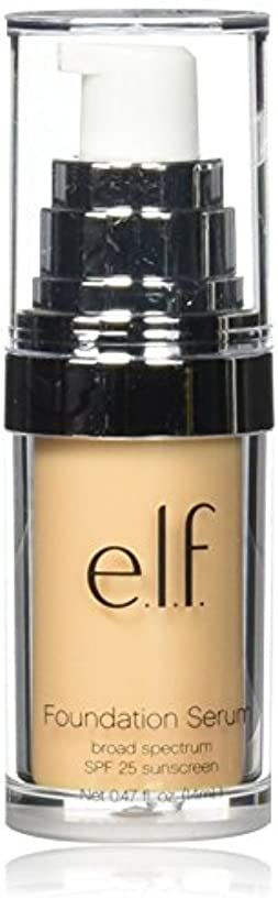 ベルトにもかかわらず特徴e.l.f. Beautifully Bare Foundation Serum - Fair / Light (並行輸入品)