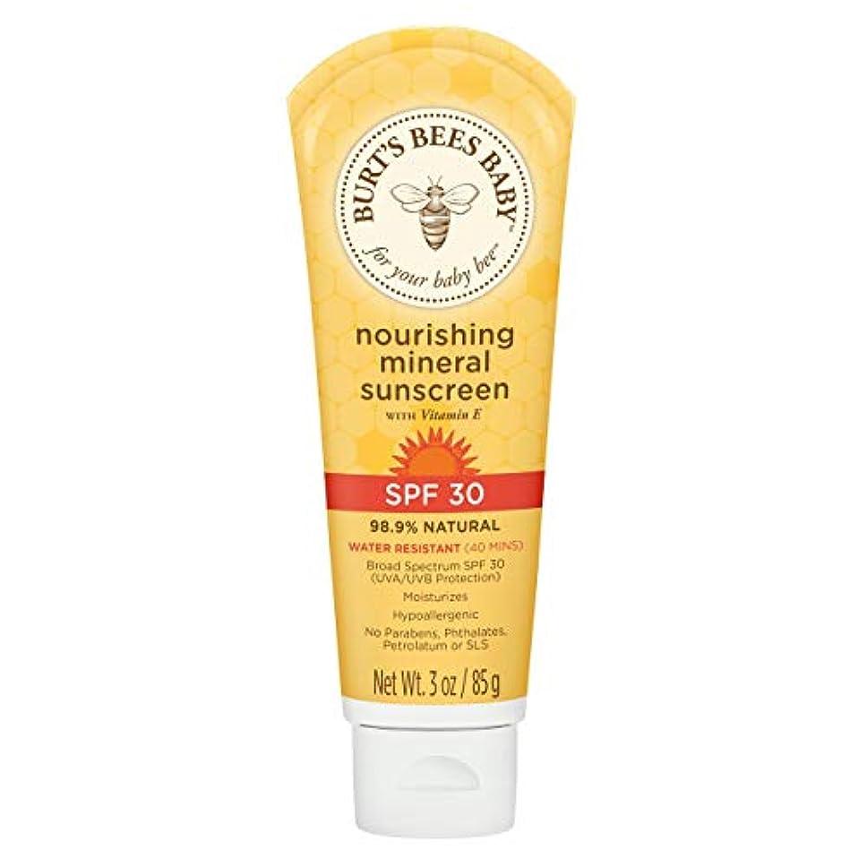飛ぶハドルエスニックBaby Nourishing Mineral Sunscreen SPF 30