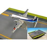 全日空商事 1/200 YS-11A JA8744 ANK フラップダウンモデル 丘珠空港RWY32 完成品