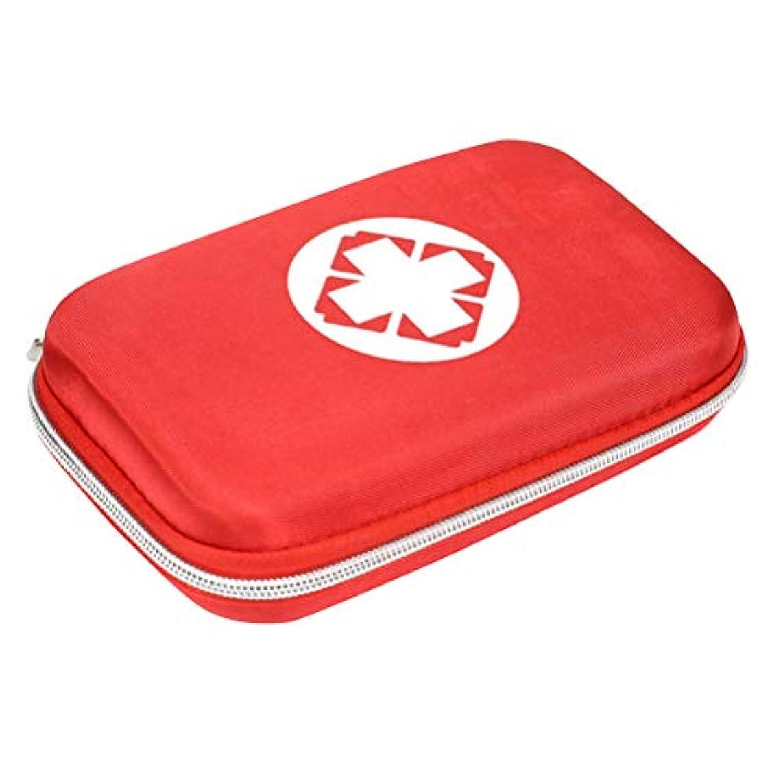 手荷物モスエンディングHealifty 応急処置バッグ医療ポーチ空のポータブル緊急キット収納
