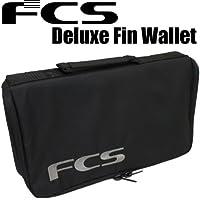 FCS エフシーエス フィンケース Deluxe 6Fin Wallet デラックスフィンウォレット ショートボード用 ロングボード用