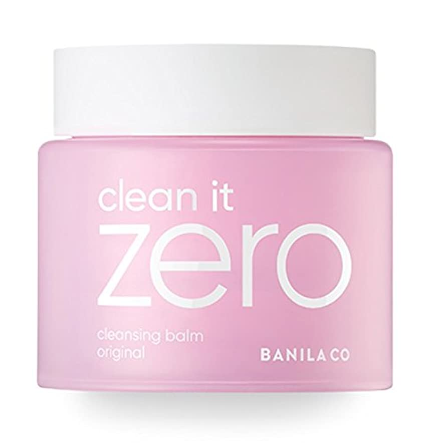 スズメバチ横に冗談で[banila co.] Clean It Zero 100ml (sherbet cleanser) (Clean It Zero Ultra Size 180ml (Original))