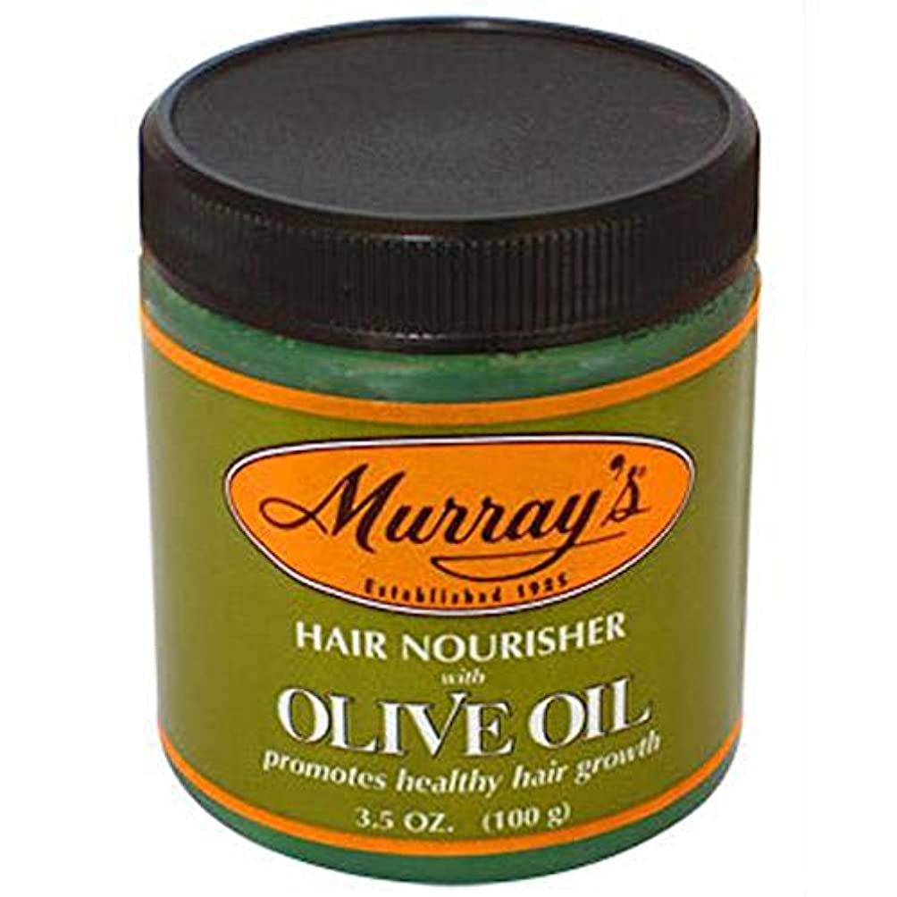 衝突コース忠実商標MURRAY'S(ブランド) マーレーズ - Olive Hair Oil/香水?コスメ 【公式/オフィシャル】