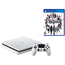 PlayStation 4 グレイシャー・ホワイト 500GB (CUH-2100AB02) + ディシディア ファイナルファンタジー NT セット
