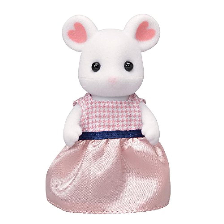 シルバニアファミリー 人形 マシュマロネズミのお母さん