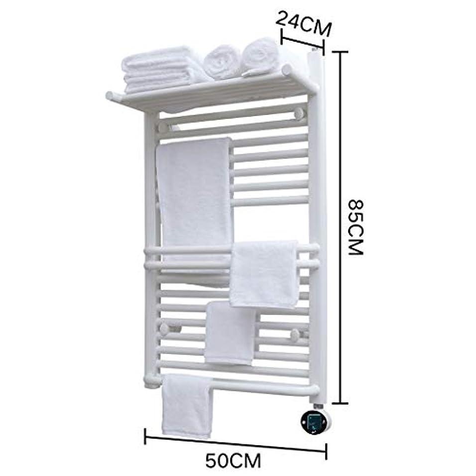 試み大使館例WHJ@ 熱くするタオルレールの無煙炭の浴室のラジエーター、4つのサイズ、白くおよび黒、IPX4防水、一定した温度