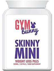 GYM BUNNY SKINNY MINI WEIGHT LOSS PILLS減量の丸薬 - ダイエット錠剤は、体重、体脂肪がFAST LOSE Jimu BUNNY SKINNY mini genryō no gan'yaku...