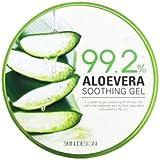 【SKIN DESIGN】アロエベラ スージング ジェル99.2% 「300ml」 / ALOEVERA SOOTHING GEL99.2%