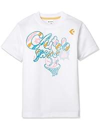 (コンバース) CONVERSE バスケットボールウェア プリントTシャツ 18SS CB481304 [ジュニア]