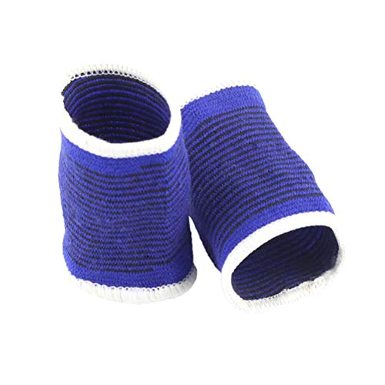 代表暖かさアグネスグレイSUPVOX リストバンド弾性伸縮性汗止めバンドニット手首サポート1ペア