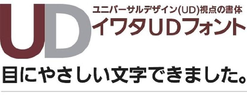イワタ書体ライブラリーCID ATMフォント イワタUDゴシックE 表示用