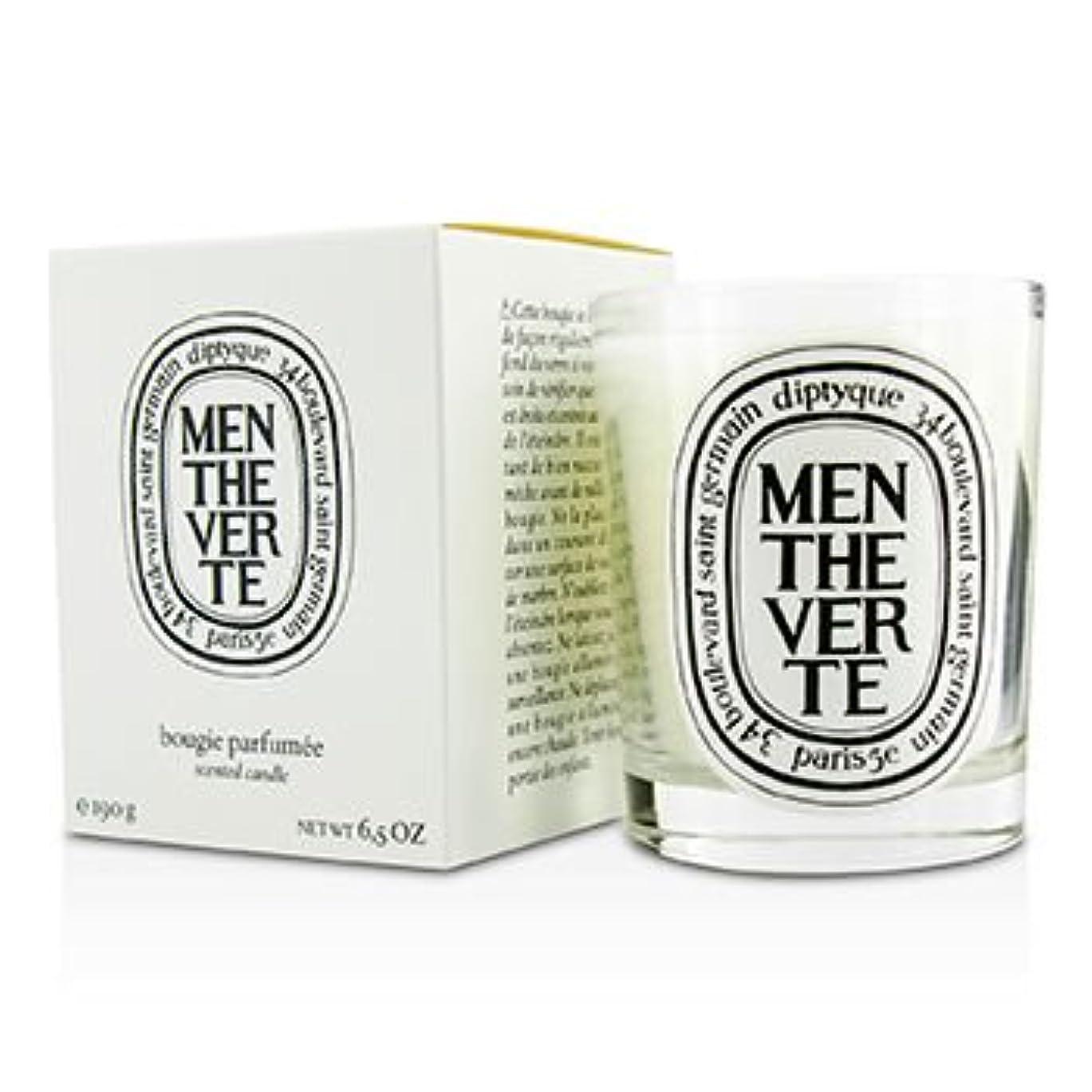 ダニ再生可能インデックス[Diptyque] Scented Candle - Menthe Verte (Green Mint) 190g/6.5oz