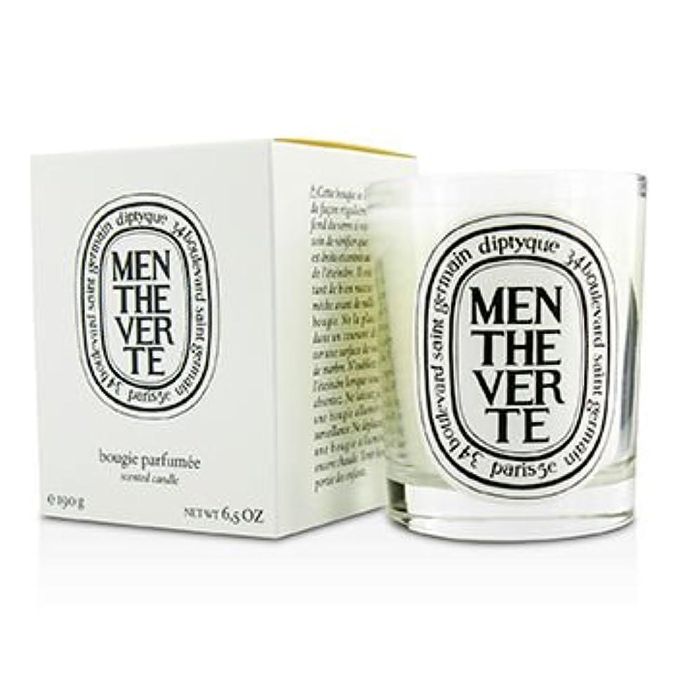 爆発する近代化レーダー[Diptyque] Scented Candle - Menthe Verte (Green Mint) 190g/6.5oz