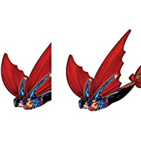 X K Flexwing 3 - D Nylon 16-inchesグライダースーパーマンby x-kites ( Pack of 2 )