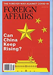 Foreign Affairs [US] July - August 2021 (単号)