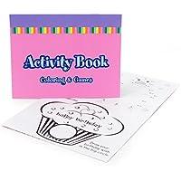 Activity Book Pastel アクティビティブックパステル?ハロウィン?クリスマス?