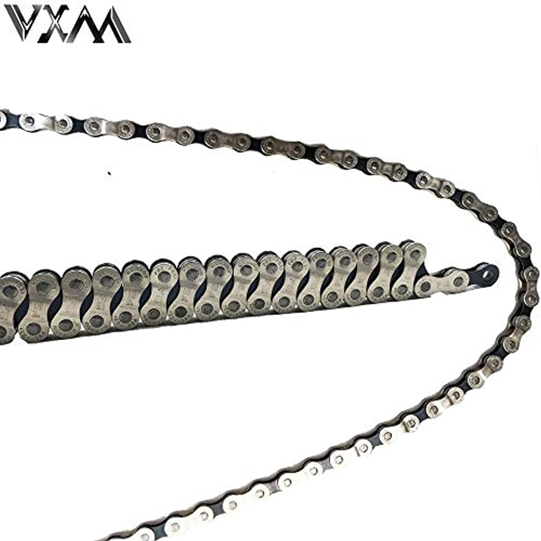 著者器具経度Propenary - Bicycle Chain 8 Speed 116 links For Mountain Road Bike Bicicleta Parts Steel Full Plating Cycling...