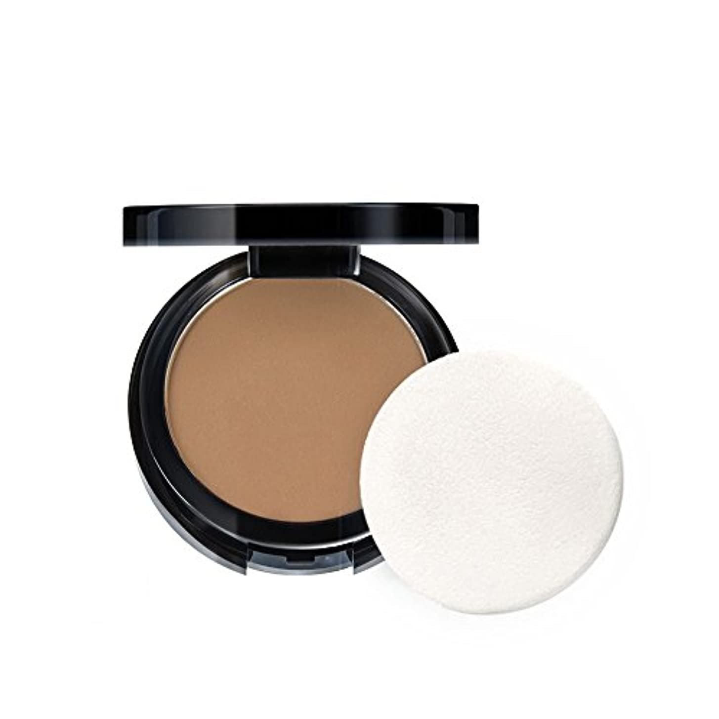 彼女はパースリップ(3 Pack) ABSOLUTE HD Flawless Powder Foundation - Honey Beige (並行輸入品)