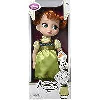 Disney USディズニー公式アナと雪の女王 Frozen フローズン アナ Anna 子供の頃のアナ 人形 ドール フィギュア グッズ
