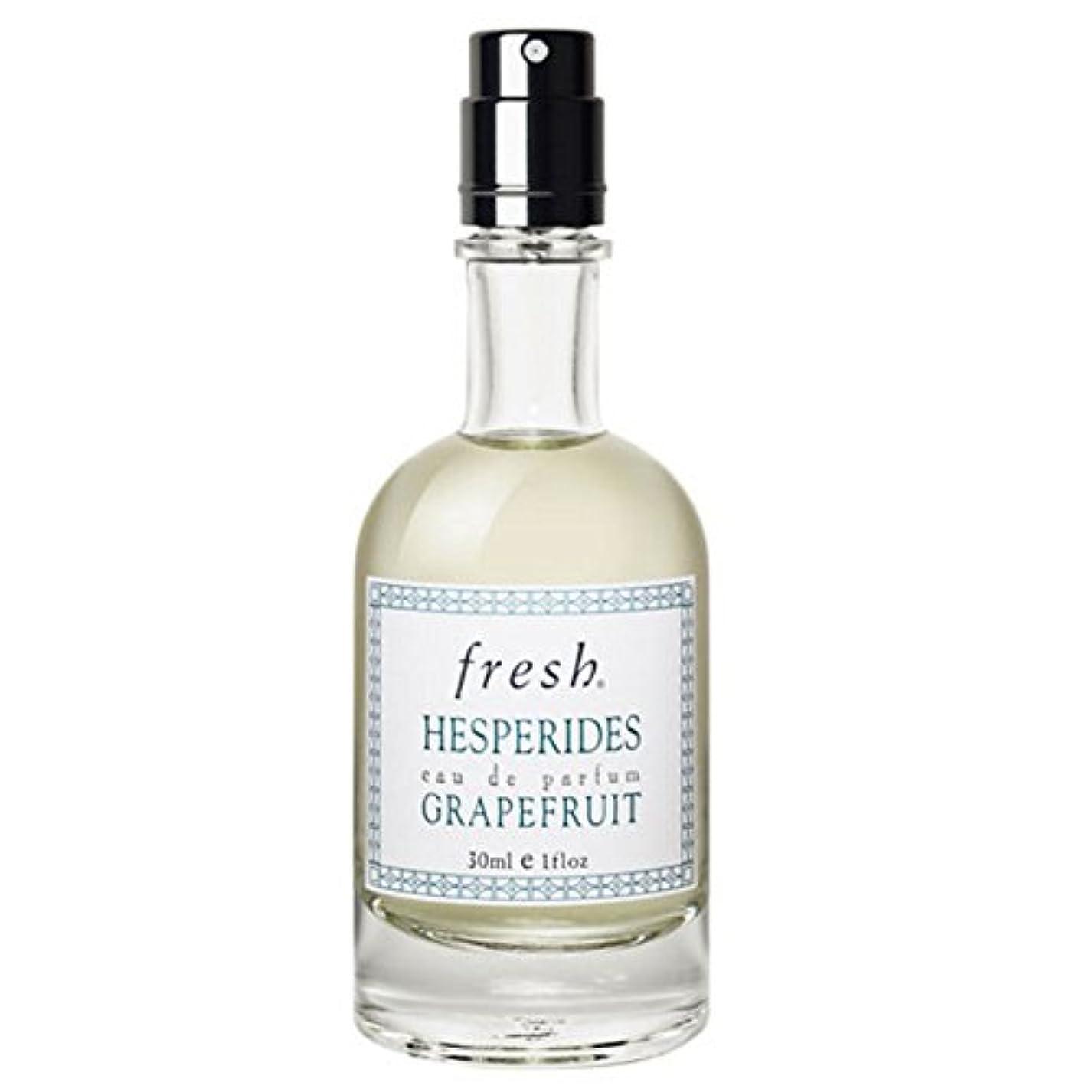ブルジョン警告物質Fresh (フレッシュ) ヘスペリデスグレープフルーツオードパルファム,1 oz (30 ml)- Hesperides Grapefruit。[並行輸入品] [海外直送品]