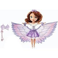 Disney Sofia the First 2イン1コスチュームSurprise Sofiaスワンドレス人形