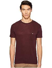 [トッドスナイダー] Todd Snyder メンズ Linen Jersey Classic Button Pocket T-Shirt トップス [並行輸入品]