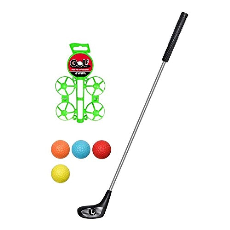 大きいサイズ ! 子供用ゴルフアクセサリーキット