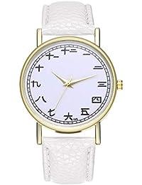2517ef0551 Amazon.co.jp: ホワイト - ソーラーパワー / 時計ムーブメント別: 腕時計