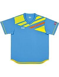 ティーエスピー(TSP) ユニセックス 卓球 ウェア ゲームシャツ ジョワイユシャツ 031427