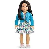 American Girl - 2017 Truly Me Doll: Light Skin Black Hair Brown Eyes DN64 [並行輸入品]