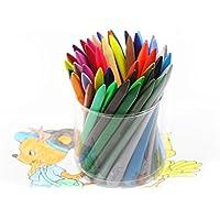 クレヨン 色鉛筆 塗り絵用色鉛筆 色鉛筆 子供 ガッシュ 可愛い 水彩画 出産祝い 入学祝い 入園祝い ギフト 赤ちゃん 子供用 安心 無毒 プレゼント 人気 36色 48色