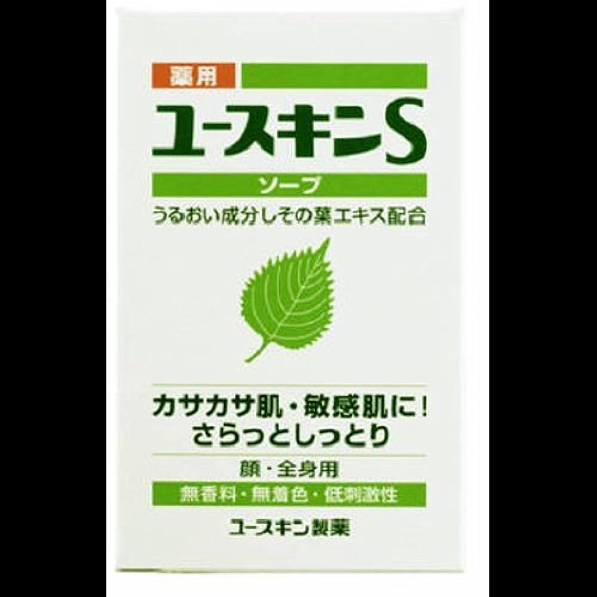 炭素洗う用心する【まとめ買い】Sソープ 90g ×2セット