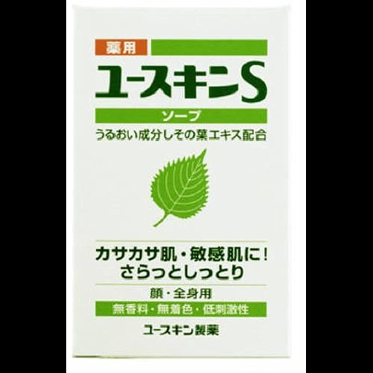 減衰同意速度【まとめ買い】Sソープ 90g ×2セット