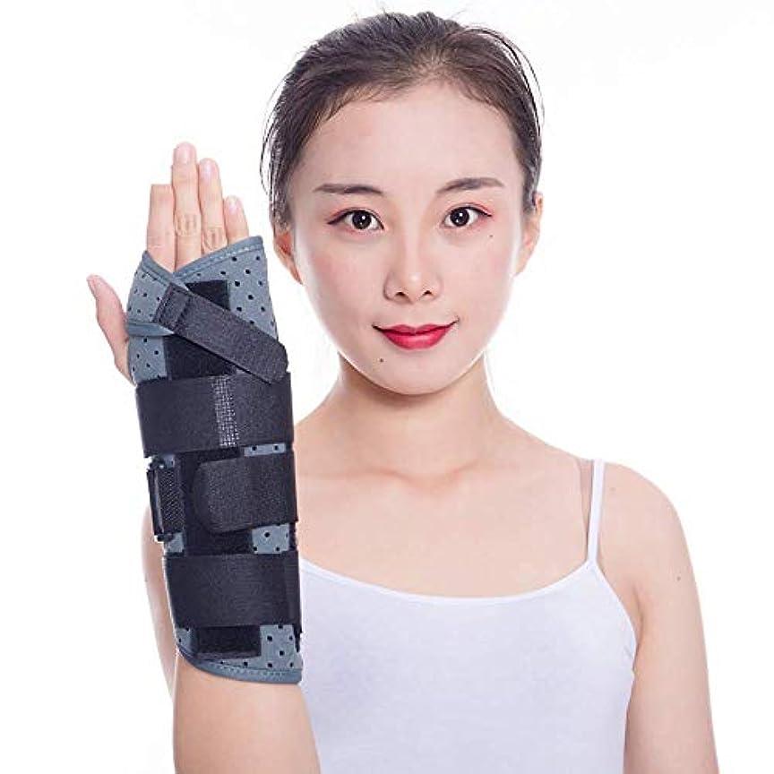 手根管手首支柱 - 男性と女性、腱炎、関節炎、壊れた、スポーツのけがの痛みを軽減するための夜間の睡眠中の手首のサポート,Left,L
