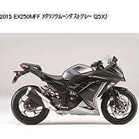 サ-ビスマニュアル カワサキ整備解説書 2015-2017 EX250 MFF/MGF/MHF(NINJA 250 ABS)99925126005