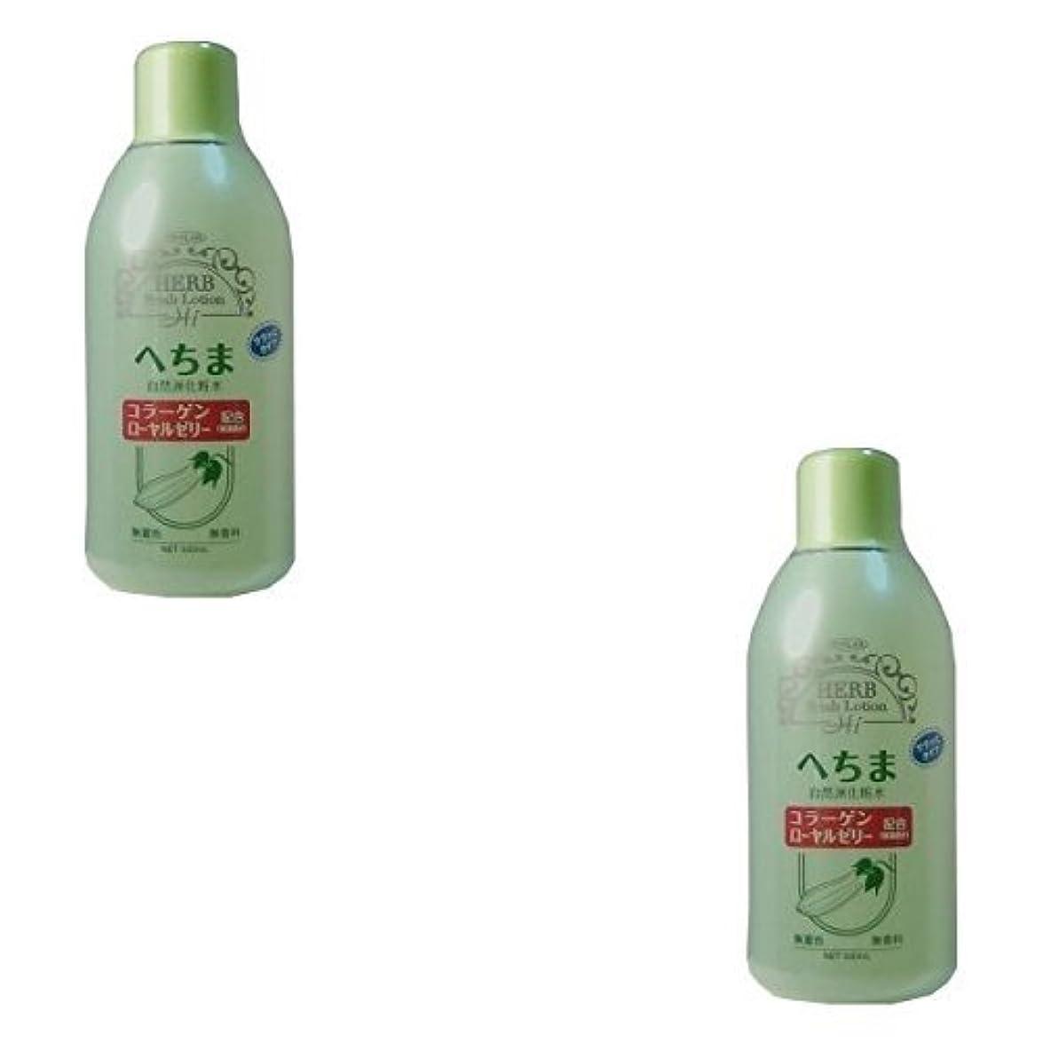 強大なスカリー恵み【まとめ買い】トプラン へちま化粧水 500ml【×2個】