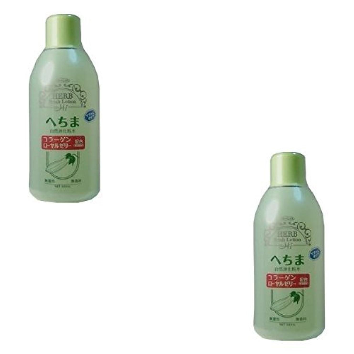 ボンド投資些細【まとめ買い】トプラン へちま化粧水 500ml【×2個】