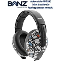 Banz Mini Earmuffs, Squiggles